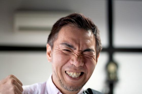 山端秀明さん