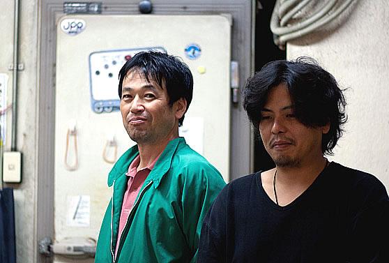 古坊さんと三崎さん