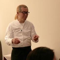 ミチノシェフ講義