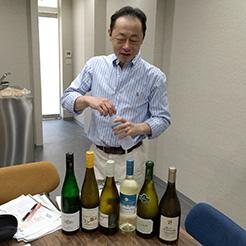 横尾シェフワイン講座