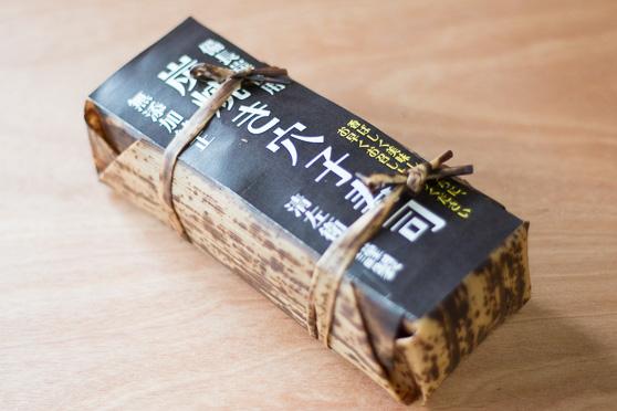 穴子寿司 パッケージ