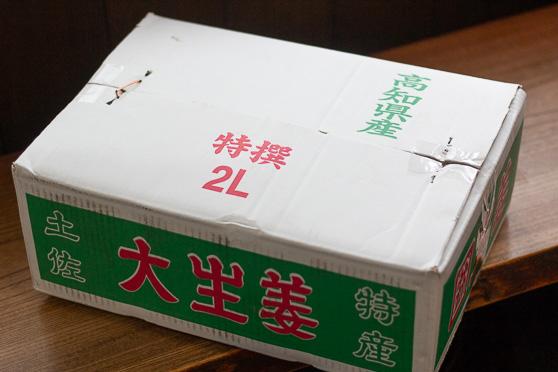 高知県産 土生姜